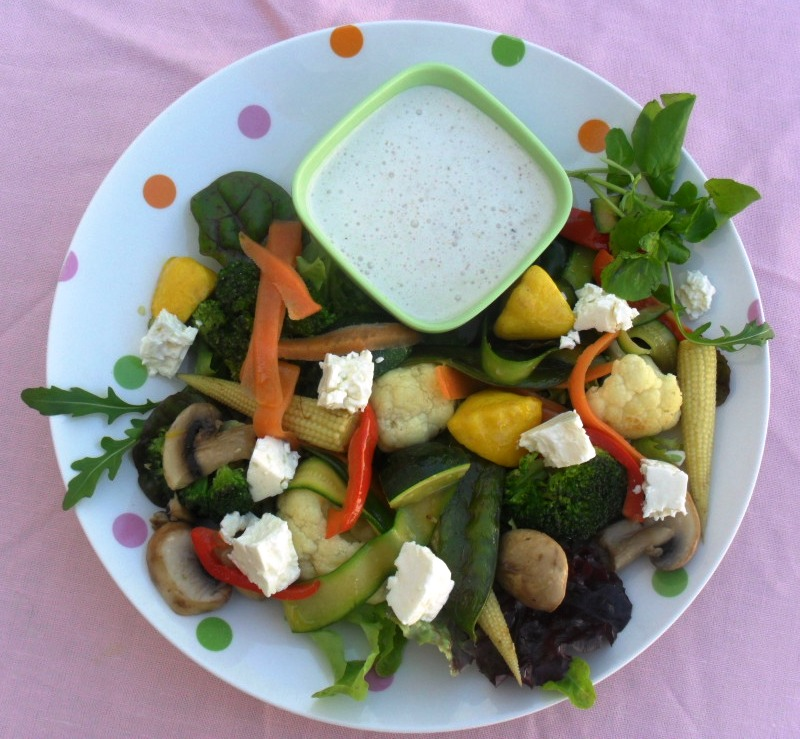 Creamy dressing recipe