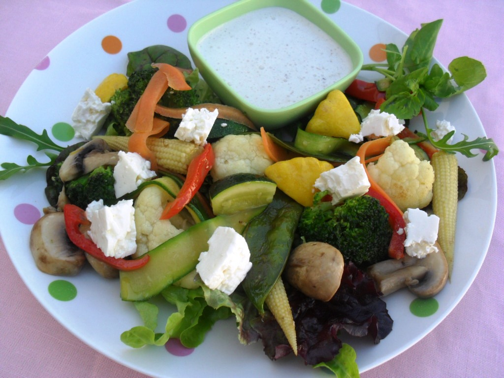 Best creamy dressing recipe