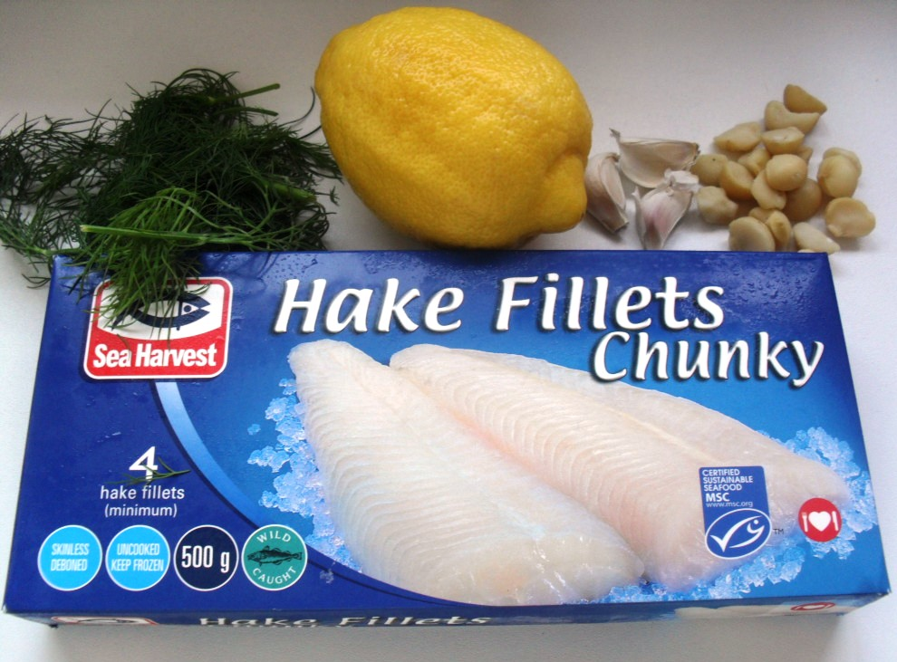 hake from Sea Harvest