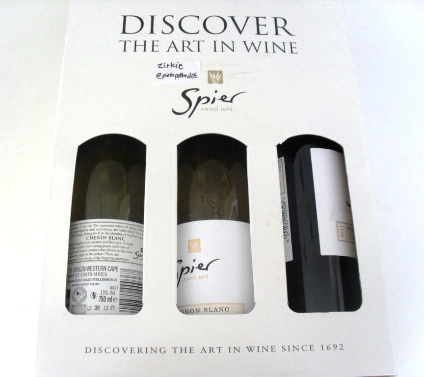 Wines from Spier