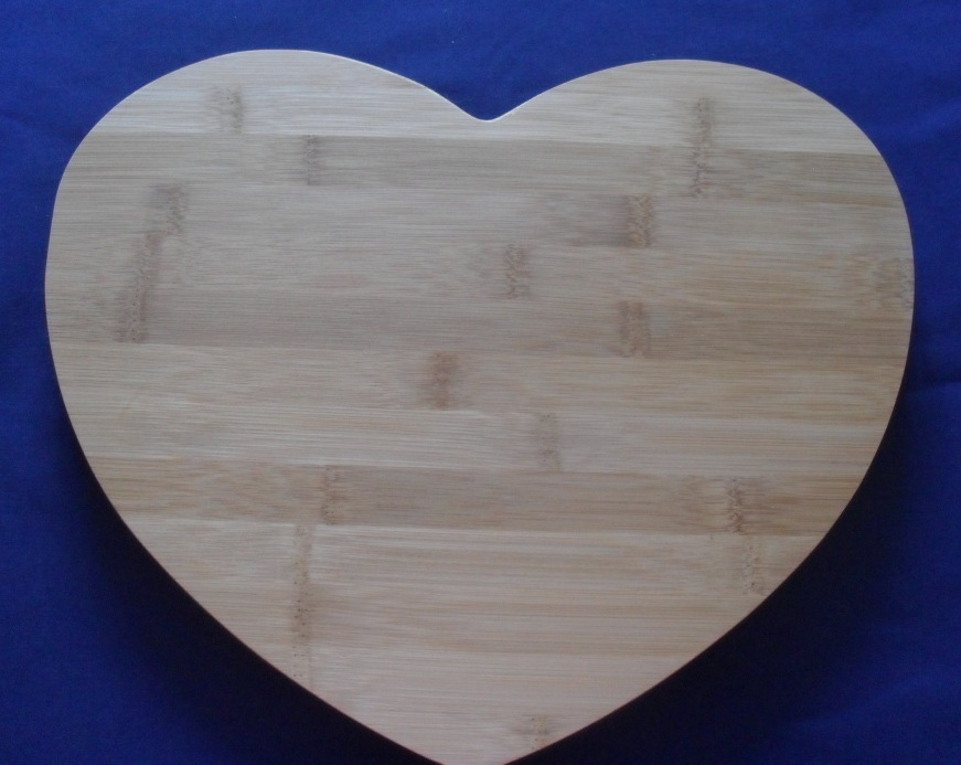 In my Kitchen in January 2013 heartshaped breadplank