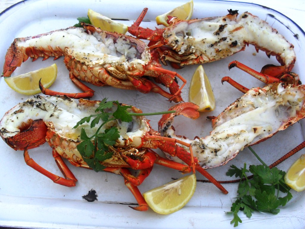 Image result for crayfish food