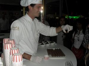 Lindt Chef
