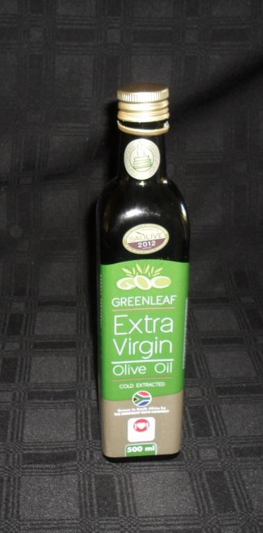 Greenleaf olive oil