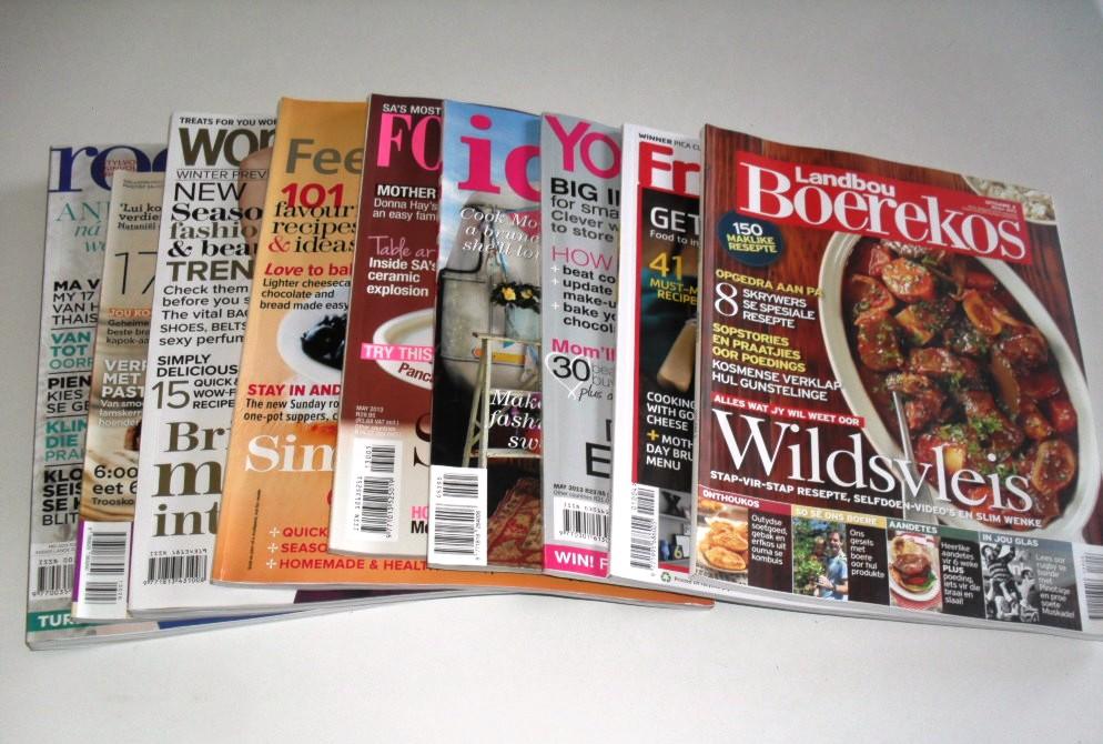 SA Magazines May 2013