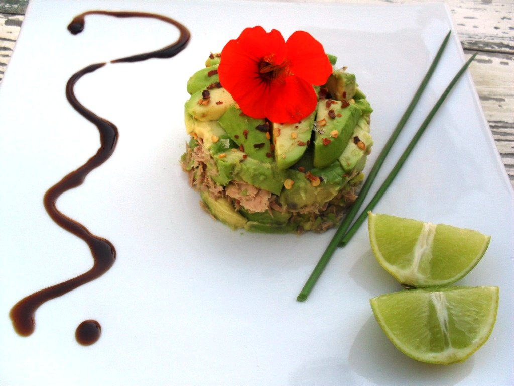 Avocado tartare recipe
