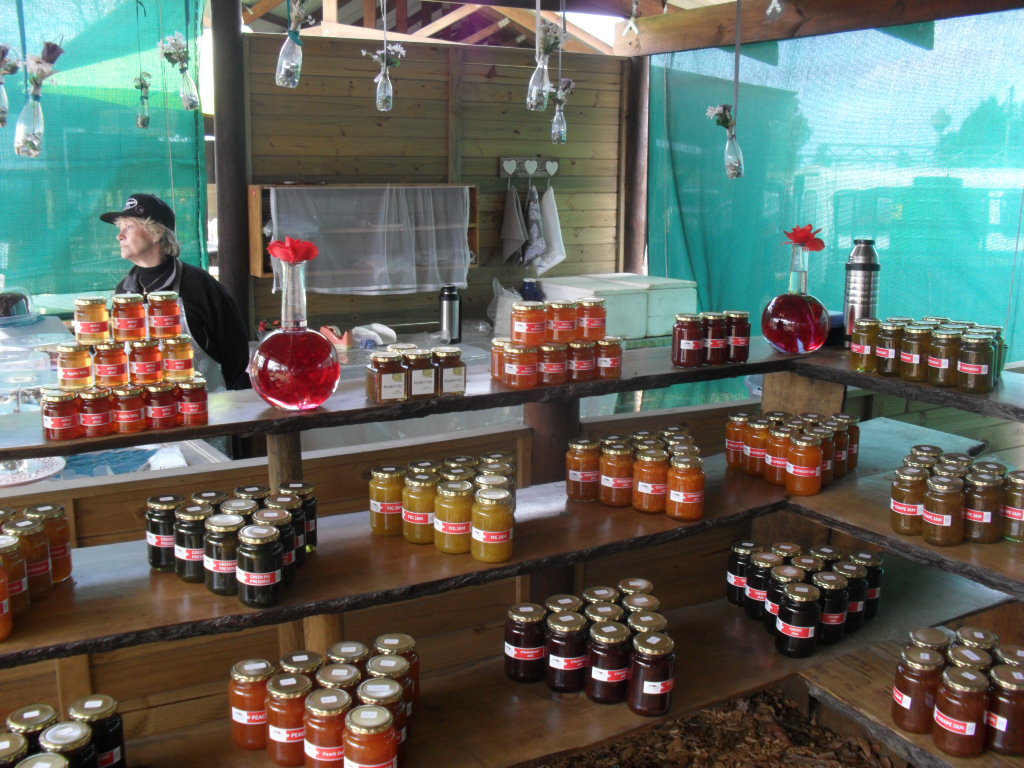 Preserves at Outeniqua Farmer's Market