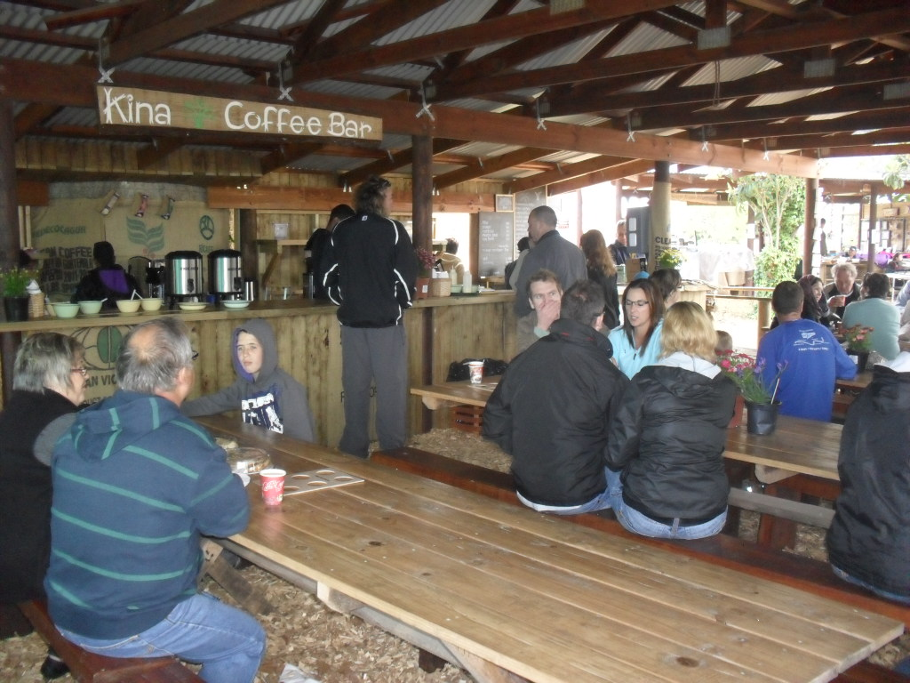 Coffee Shop at Outeniqua Farmers Market