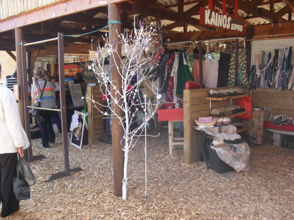 Handcrafts at Outeniqua Farmer's Market
