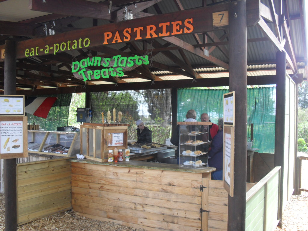 Tasty treats at Outeniqua Farmers Market