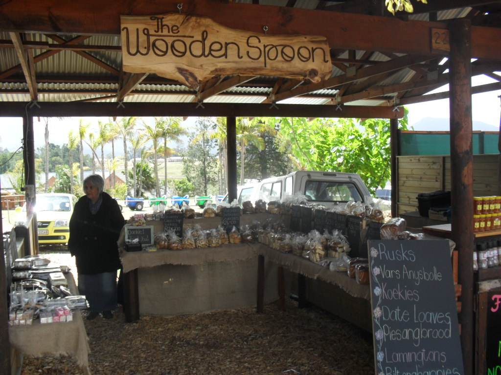 Rusks at Outeniqua Farmers Market