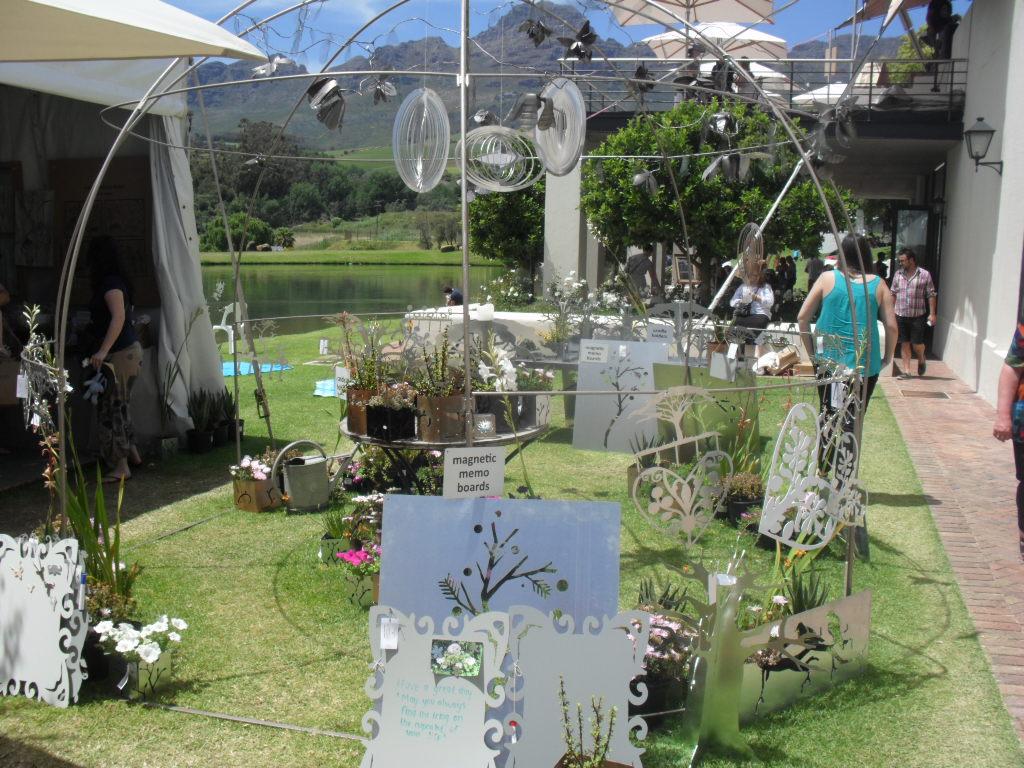 Okasie in Stellenbosch