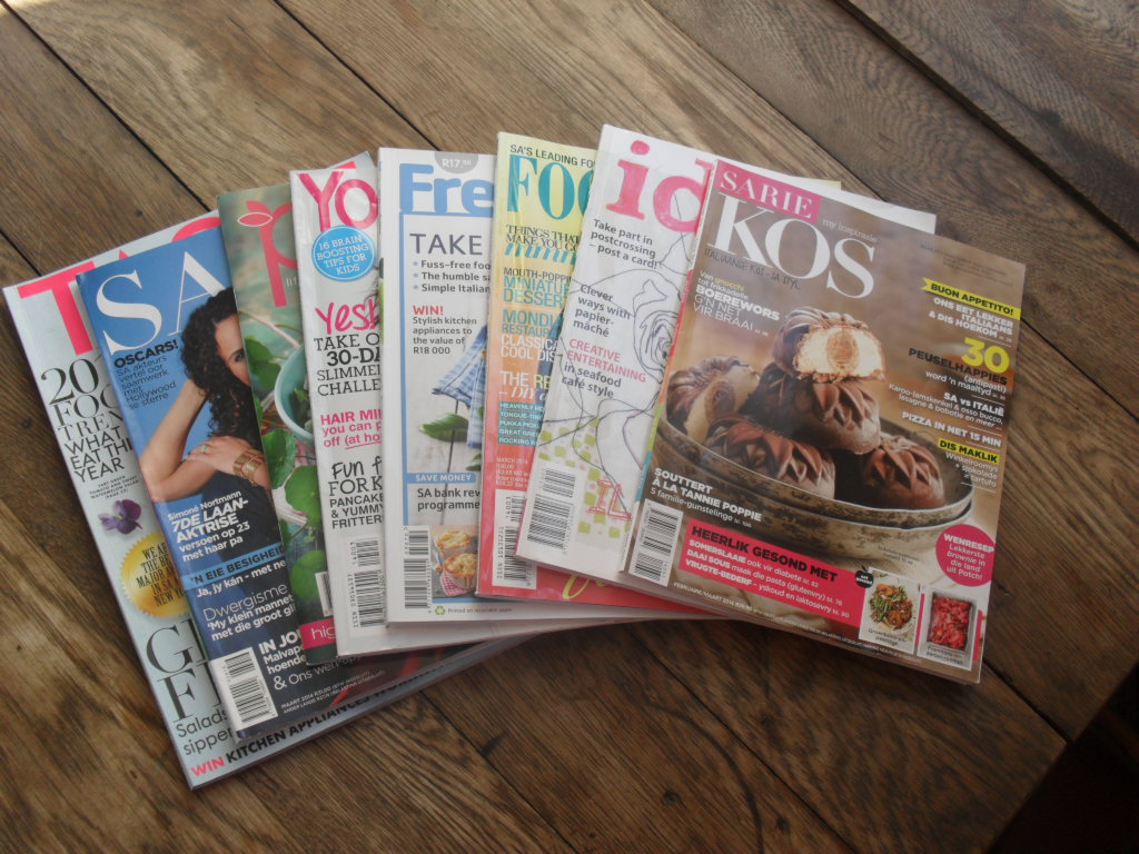 South African Magazines
