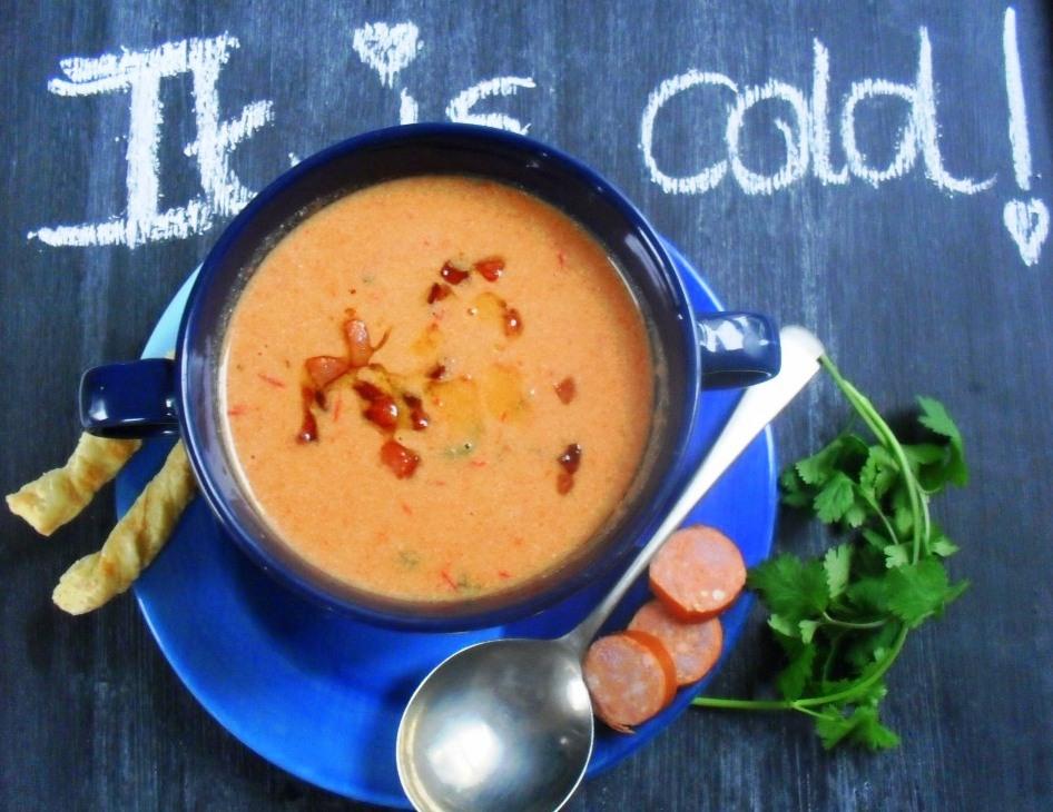 Peppadew soup