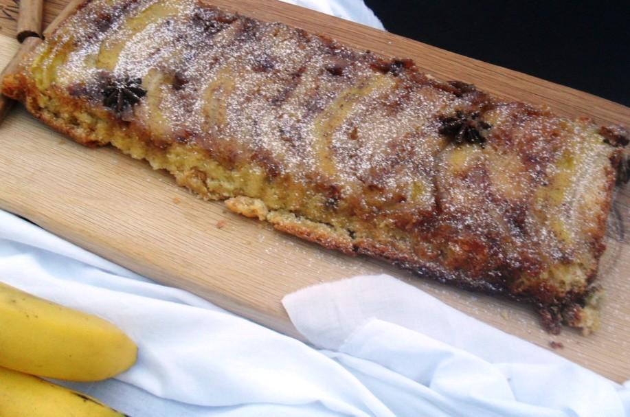 retro banana pudding