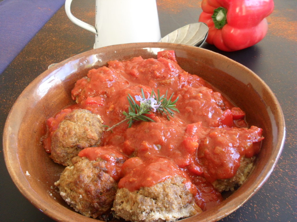 Goulash meatballs