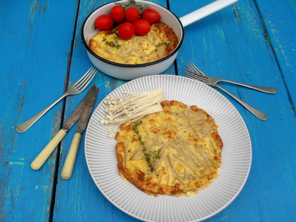 Single-Serving Frittata Recipe — Dishmaps